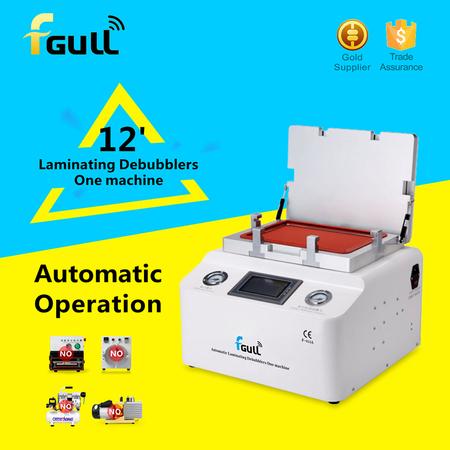 Automatic Laminating Debubblers One machine lcd panel repair machine manufacturer shipment